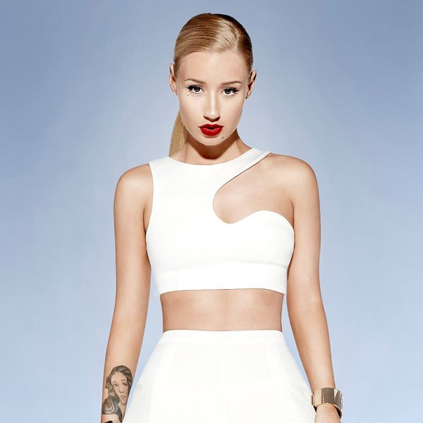 bffe8d32e3e096b2430cdf6d8c5ee690 Winning: Iggy Azalea To Launch Shoe Line With Steve Madden / Shares Preview