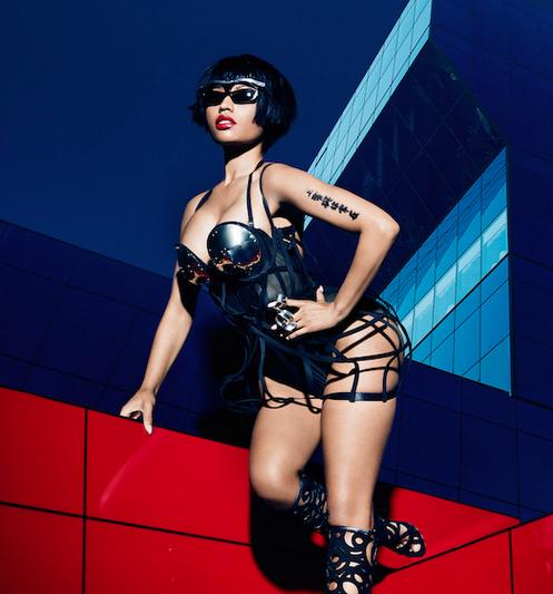 eb62f4e53d6d706fe29a3cabbbb38547 Hot Shots: Nicki Minaj Unlocks New Photoshoot