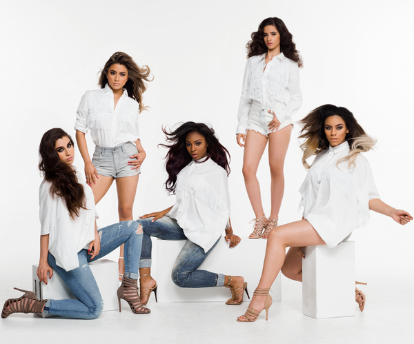 f5ff398ab0159759a81fd7f3437137e9 Fifth Harmony Swing Into iTunes Top 5 With Sledgehammer